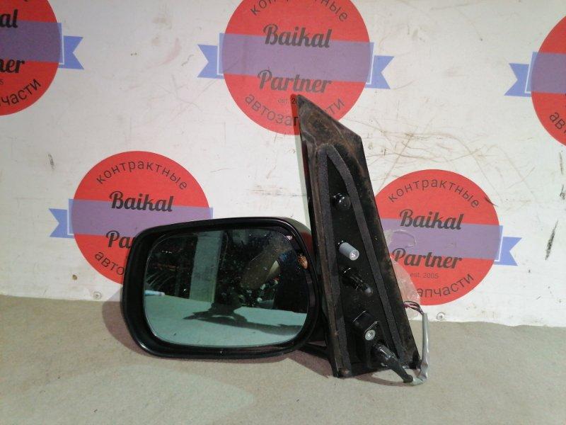 Зеркало Toyota Ipsum ACM26 2AZ-FE переднее левое
