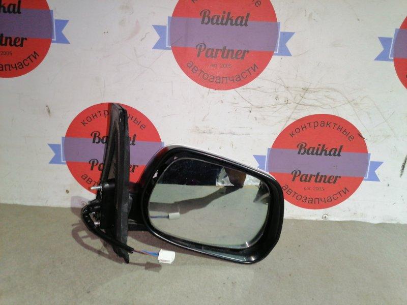 Зеркало Toyota Corolla Spacio ZZE124 1ZZ-FE переднее правое
