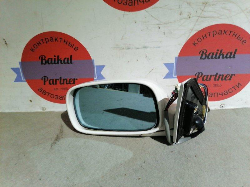 Зеркало Toyota Mark Ii GX110 переднее левое