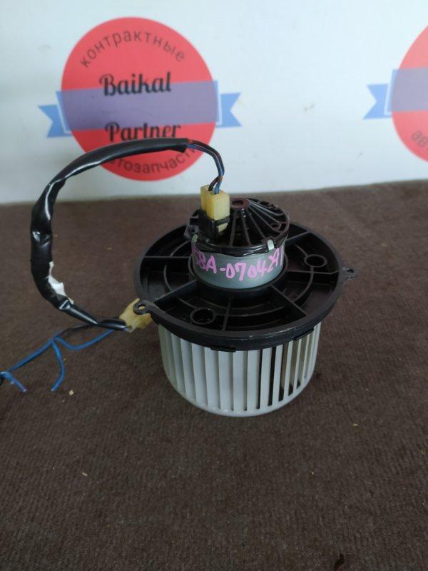 Мотор печки Mitsubishi Pajero Mini H58A 4A30T