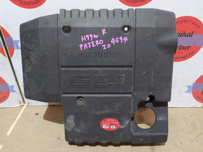 Накладка на двс Mitsubishi Pajero Io H77W 4G94