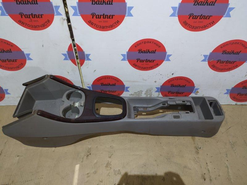 Консоли между сидений Mazda Capella GFEP FS-ZE 1999