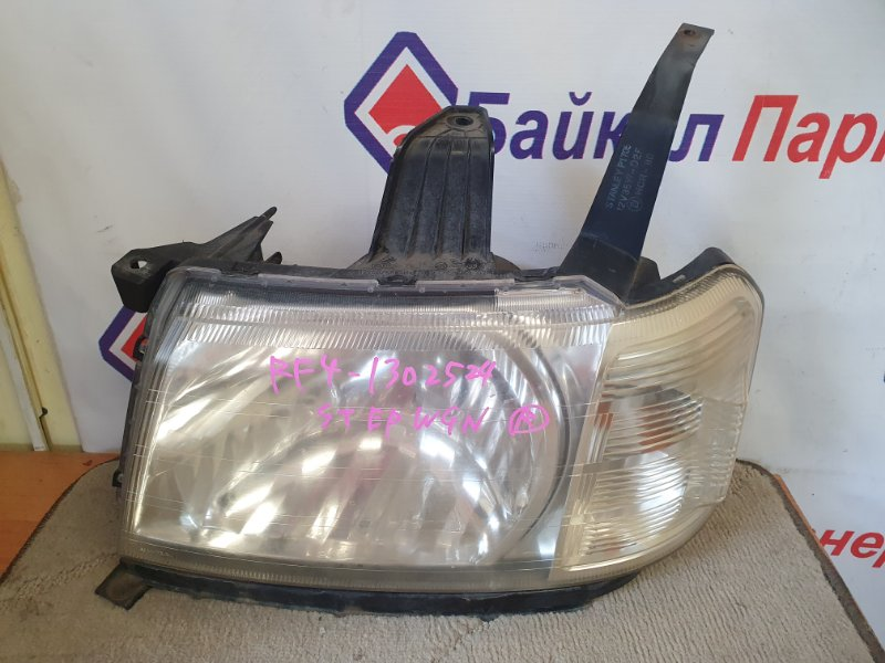 Фара Honda Step Wagon RF4 K20A 2002 передняя левая 17-05