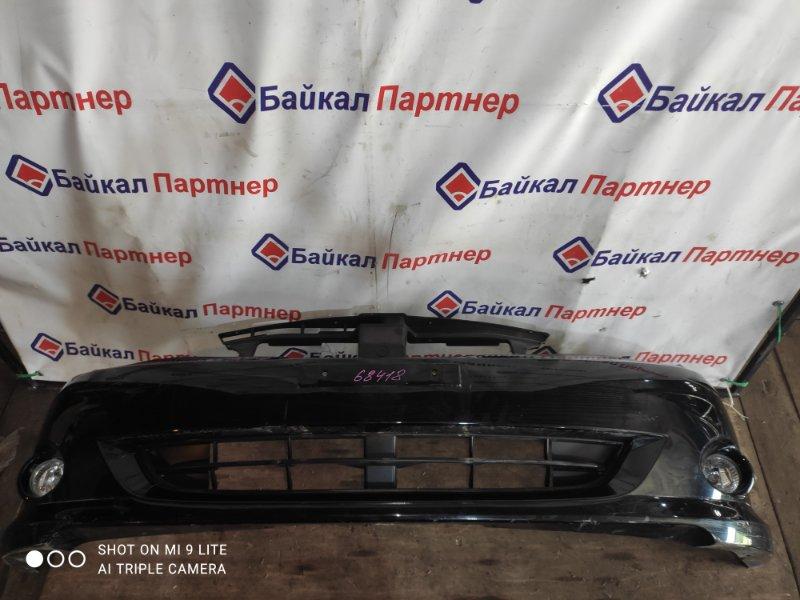 Бампер Subaru Impreza GH3 EL15 2010 передний