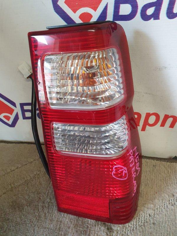 Стоп Mitsubishi Pajero Mini H58A 4A30 2000 задний правый 13-33