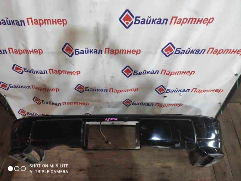 Бампер Subaru Forester SF5 EJ20 1997 задний