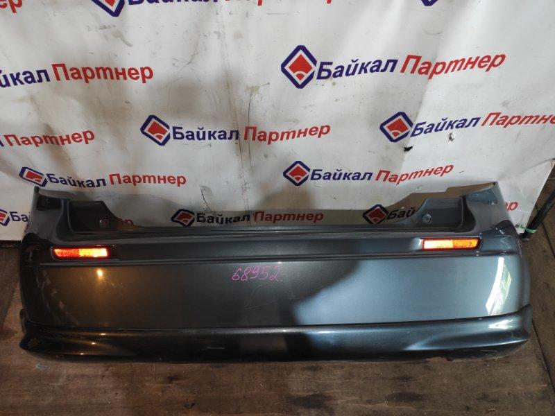 Бампер Suzuki Sx4 YB11S M15A 2008 задний