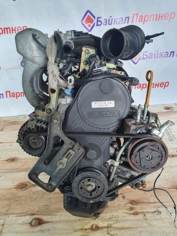 Двигатель Subaru R2 RC2 EN07