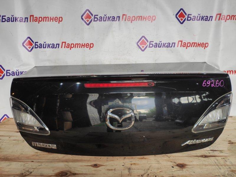 Крышка багажника Mazda Atenza GH5FP 2009