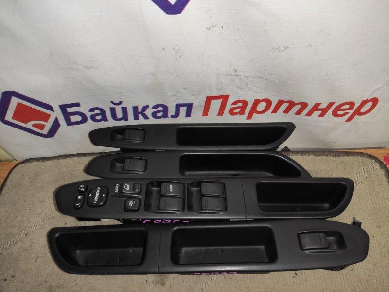Блок управления стеклами Subaru Forester SG5 EJ20 2003