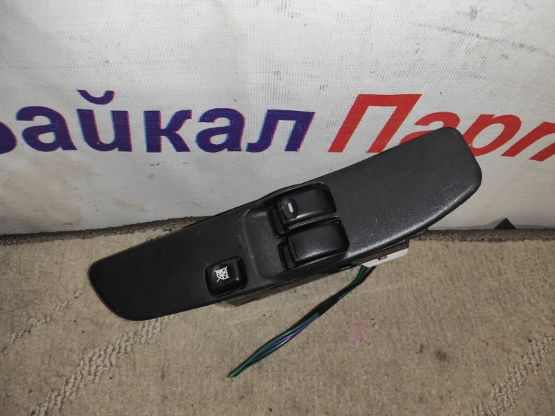 Блок управления стеклами Mitsubishi Pajero Mini H58A 4A30T