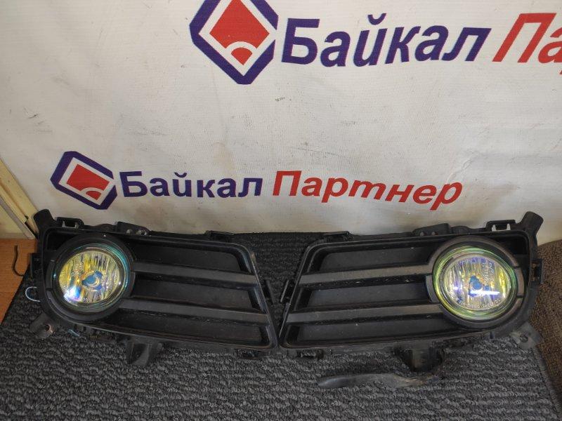 Фара противотуманная Mazda Premacy CREW 114-61009