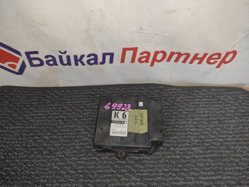 Блок управления двс Suzuki Carry DA52W F6AT 2000 33920-61H8