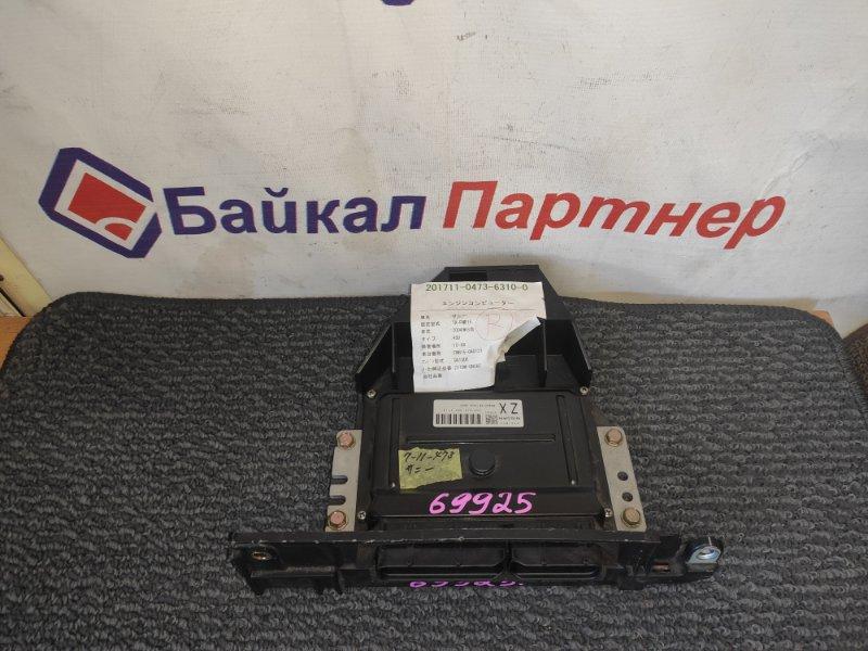 Блок управления двс Nissan Sunny FNB15 QG15DE 2004 A56-W24