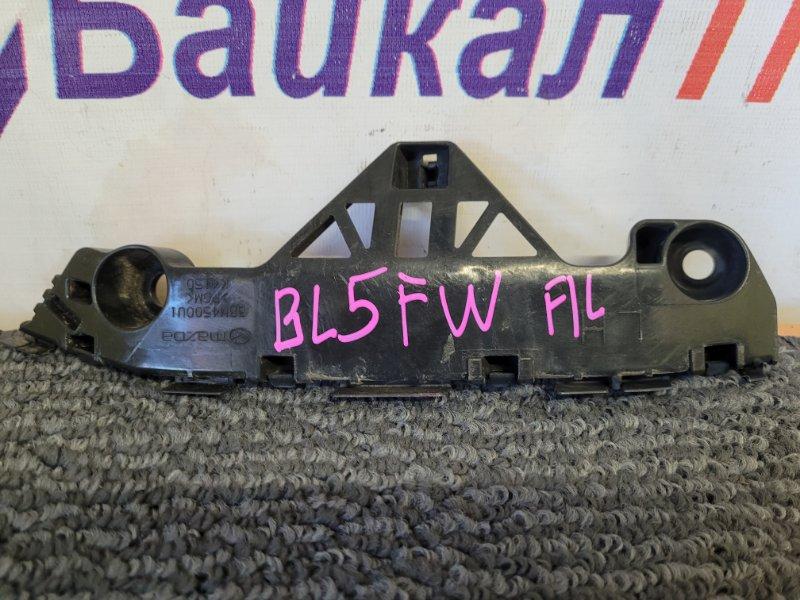 Кронштейн бампера Mazda Axela BL5FW ZY-VE передний левый