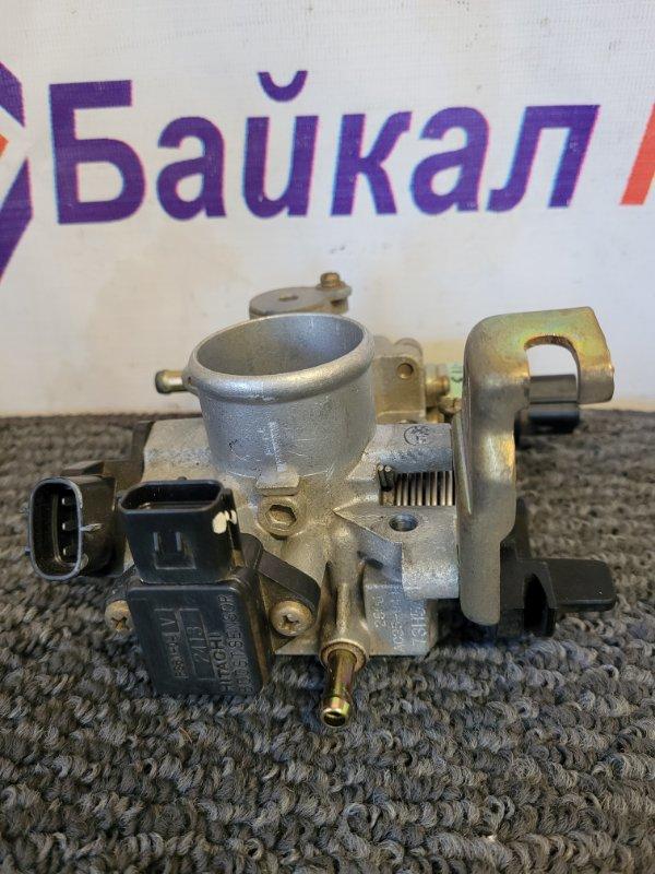 Заслонка дроссельная Suzuki Kei HN22S K6AT