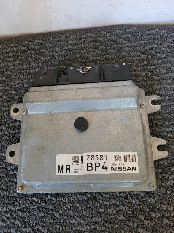 Блок управления двс Nissan Lafesta NB30 MR20DE A56-F52