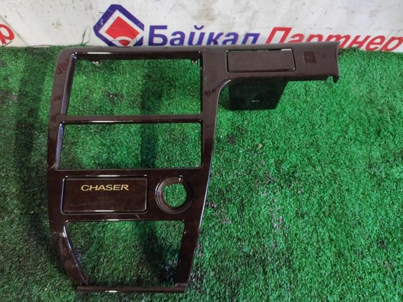 Консоль магнитофона Toyota Chaser JZX100 1JZ-GE 2000 4334