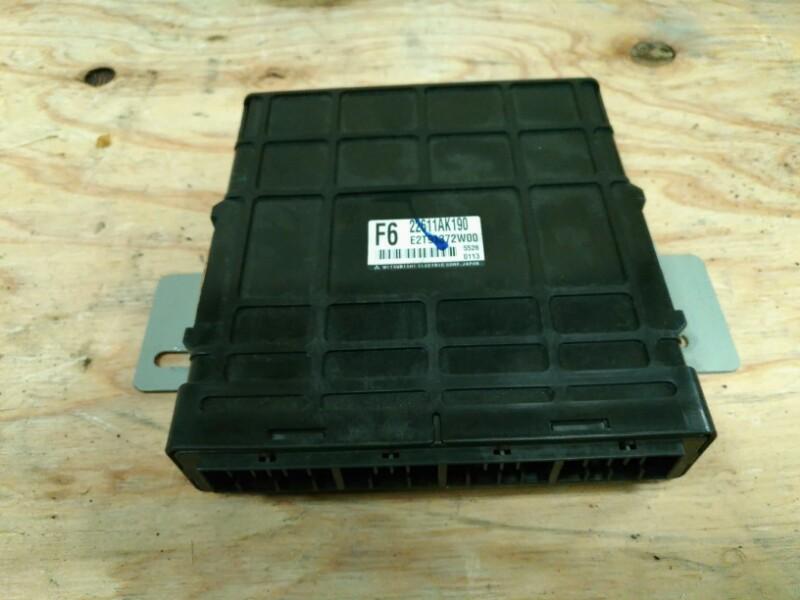 Блок управления двс Subaru Legacy BL5 EJ204DPCJE 2005