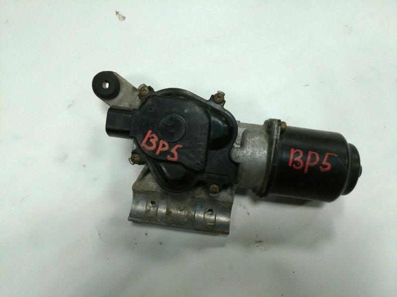 Мотор стеклоочистителя Subaru Legacy BP5 EJ204DTAJE 2003 передний