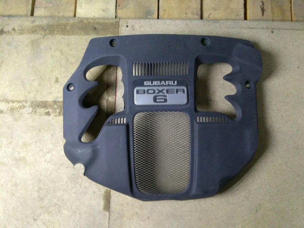 Крышка двигателя Subaru Lancaster BHE EZ30DDXABF 2000
