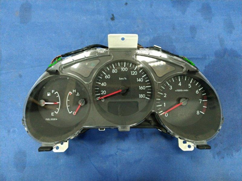 Панель приборов Subaru Forester SG5 EJ205DPQME 2006
