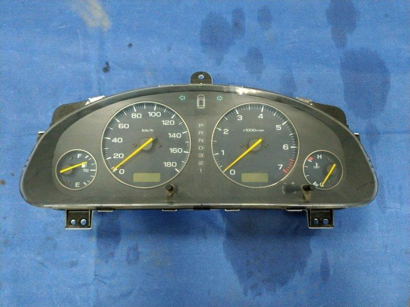Панель приборов Subaru Lancaster BHE EZ30DDXABF 2000