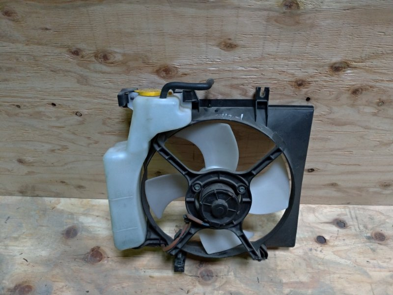 Вентилятор радиатора Subaru Impreza GH2 EL154JP3ME 2009