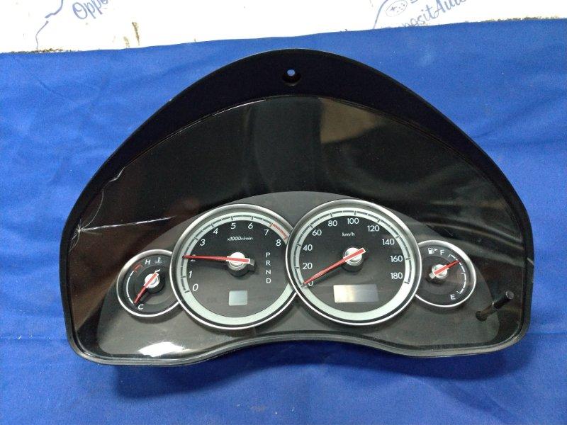 Панель приборов Subaru Legacy BL5 EJ204DPAJE 2003