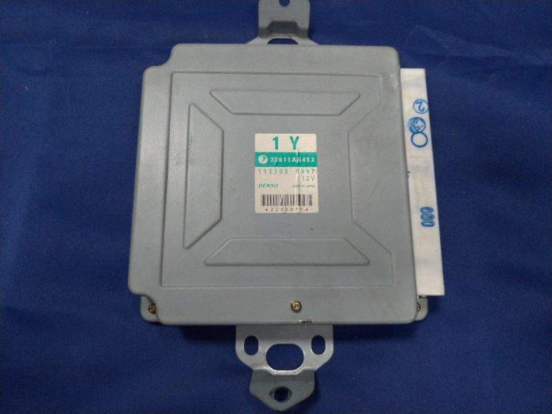 Блок управления двс Subaru Legacy BH5 EJ206DXEBE 2002