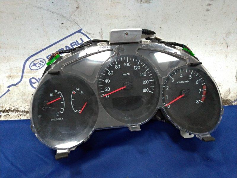 Панель приборов Subaru Forester SG5 EJ205DPRJE 2005