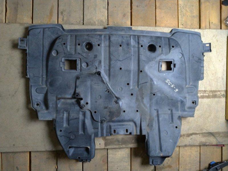 Защита двс пластик Subaru Forester SG5 EJ205DXUBE 2002