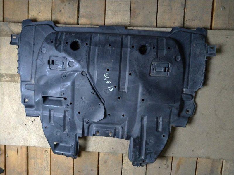Защита двс пластик Subaru Forester SG5 EJ205DXTBE 2003