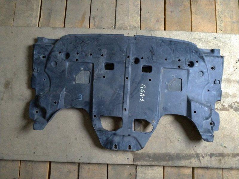 Защита двс пластик Subaru Impreza GGA EJ205DX6BE 2004