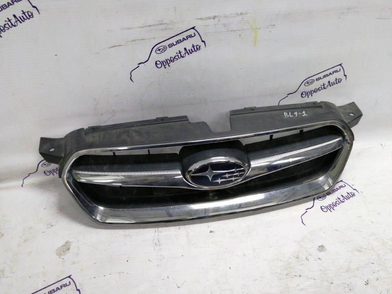 Решетка радиатора Subaru Legacy BL9 EJ253JPEFE 2008