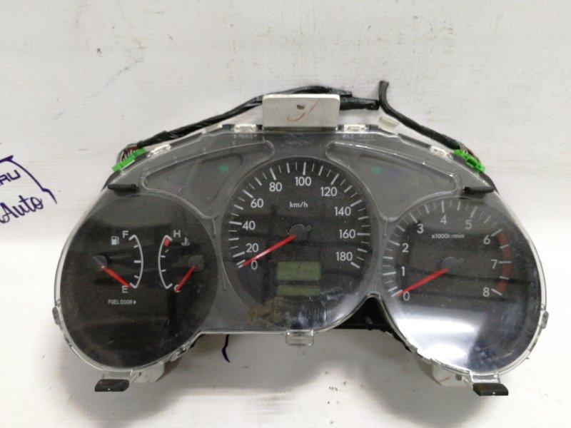 Панель приборов Subaru Forester SG5 EJ202DWSAE 2004