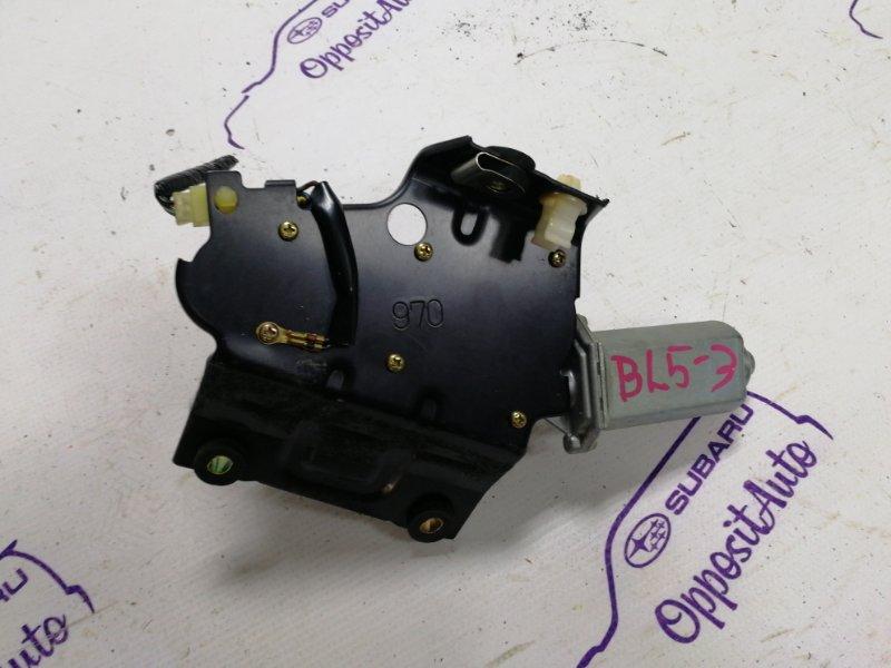 Мотор стеклоочистителя Subaru Legacy BL5 EJ204DTAJE 2003 задний