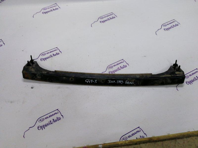 Усилитель бампера Subaru Impreza GG9 EJ204DW4BE 2002 задний