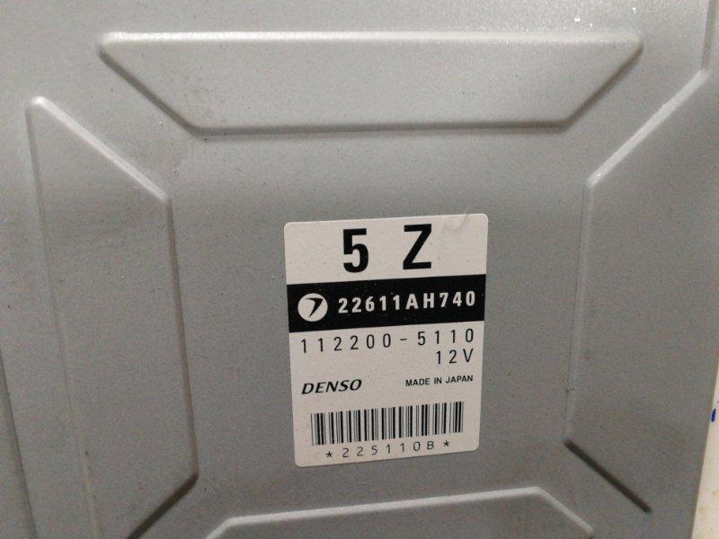Блок управления двс Subaru Impreza GGA EJ205DX6BE 2003