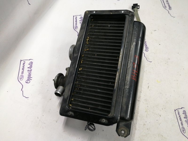Интеркуллер Subaru Legacy BH5 EJ208DWEBE 2003