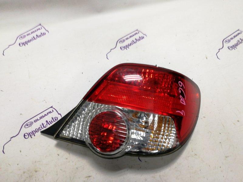 Фара Subaru Impreza GGA EJ205DW7BE 2004 задняя правая