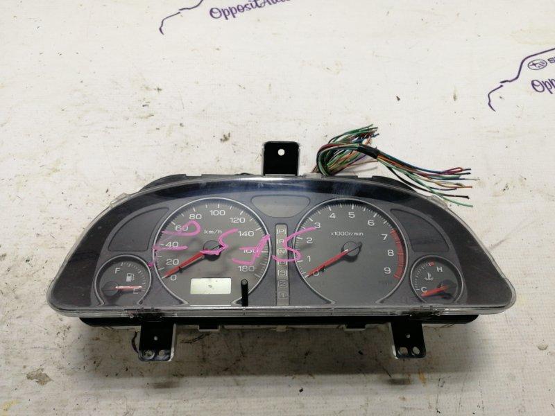 Панель приборов Subaru Forester SF5 EJ205DXXKE 2000