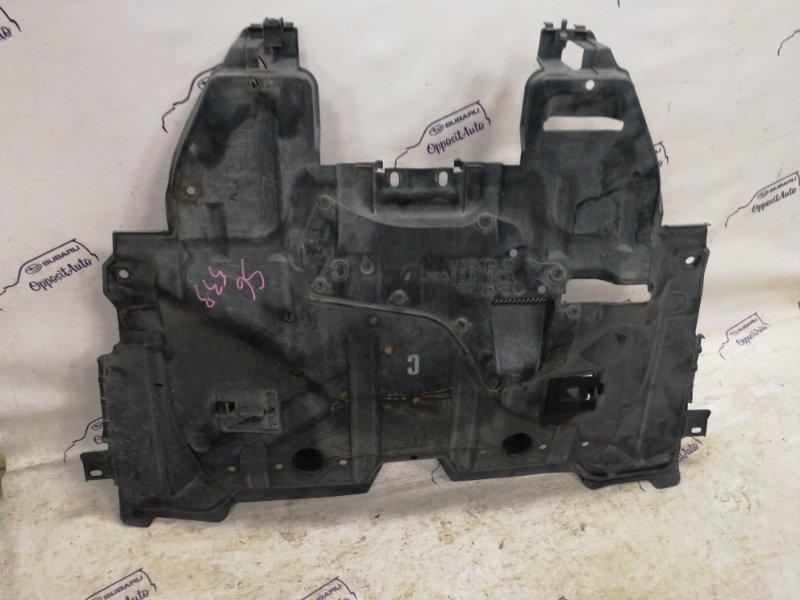 Защита двс пластик Subaru Forester SG5 EJ205DPQME 2006