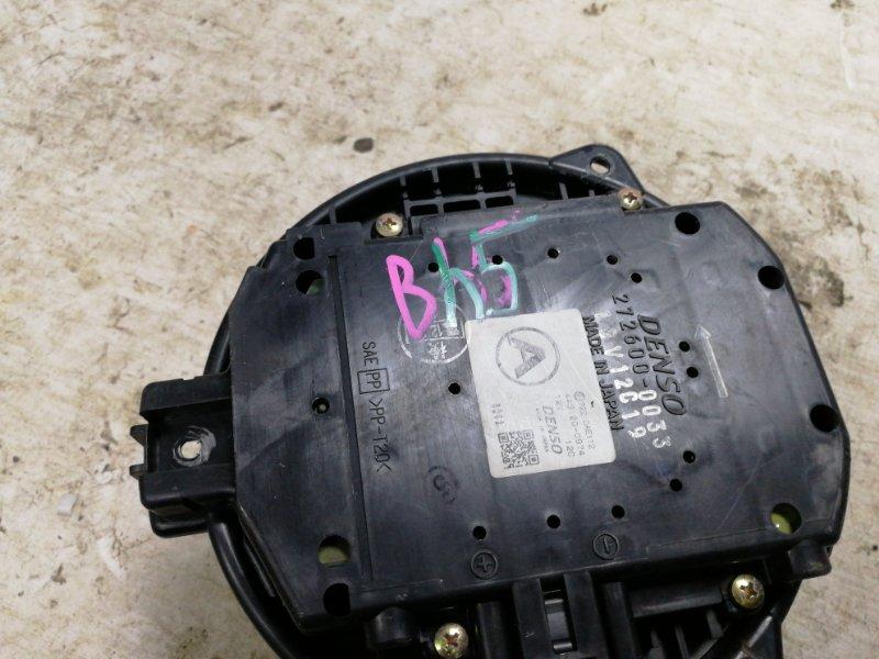 Мотор печки Subaru Legacy BH5 EJ206DXDBE 2001