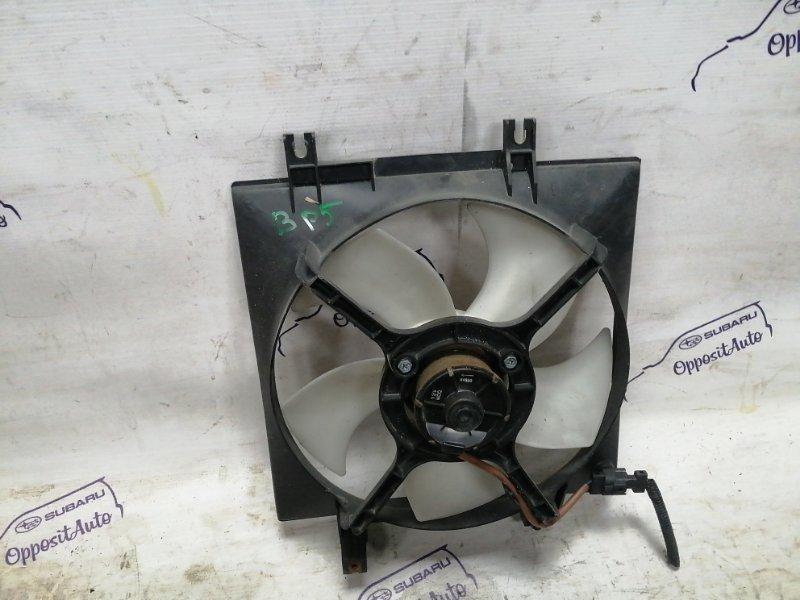 Вентилятор радиатора Subaru Legacy BP5 EJ204DTBJE 2004 правый