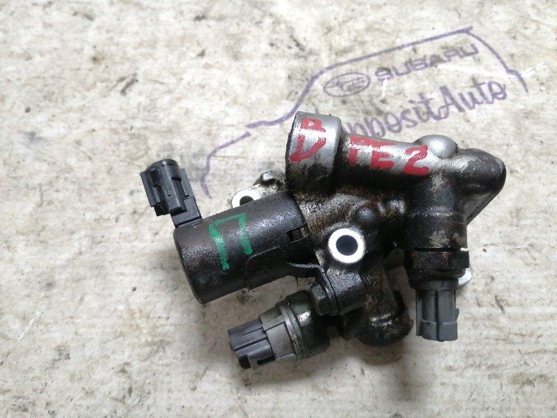 Клапан электромагнитный фаз грм Subaru Legacy BPE EZ30DHGCGE 2005 задний левый