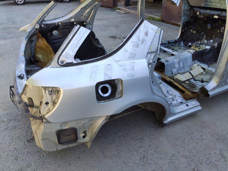 Крыло Subaru Impreza GGA EJ205DX5BE 2003 заднее правое