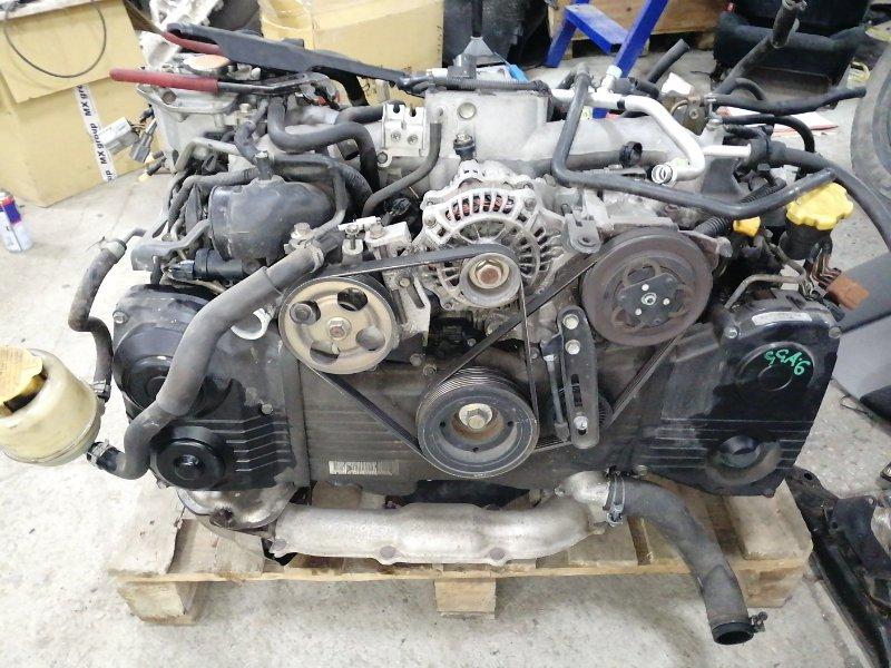 Двигатель Subaru Impreza GGA EJ205DX5BE 2003