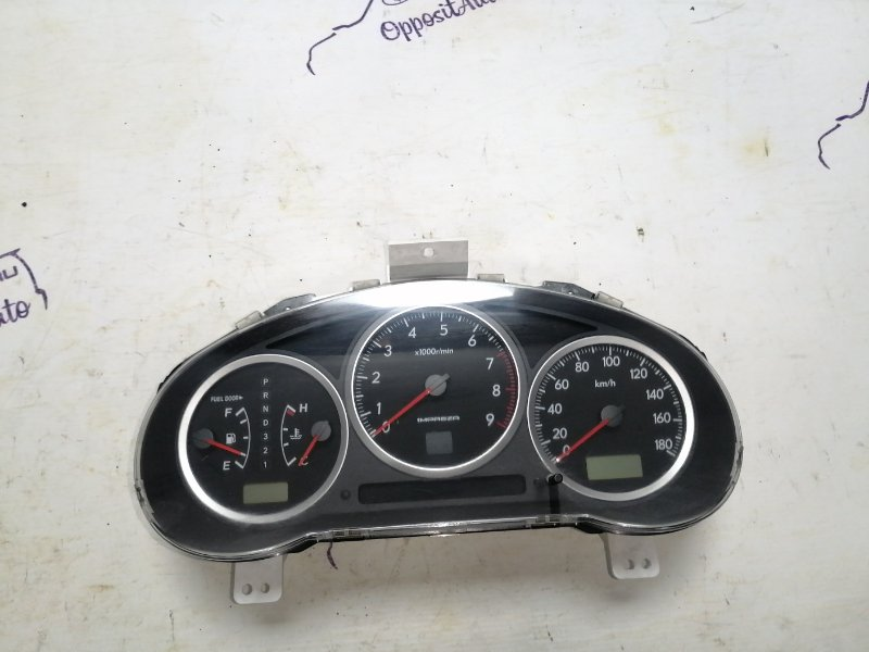 Панель приборов Subaru Impreza GGA EJ205DX5BE 2003