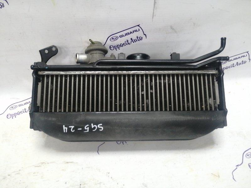Интеркуллер Subaru Forester SG5 EJ205DWTKE 2003